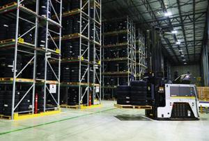 L'automatisation fait de Canadian Tire DC un modèle d'efficacité exemplaire