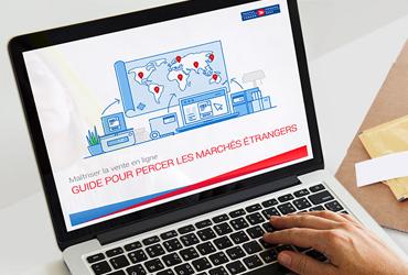 Maîtriser la vente en ligne : guide pour percer les marchés éntrangers
