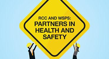 RCC-CCCD et WSPS: partenaires en santé et sécurité