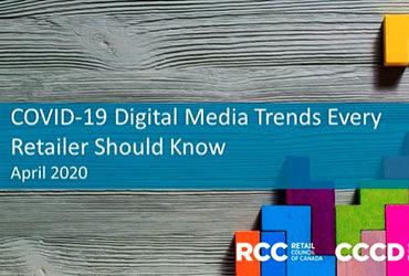 Les tendances des médias numériques COVID-19 que chaque détaillant devrait savoir (Anglais seulement)