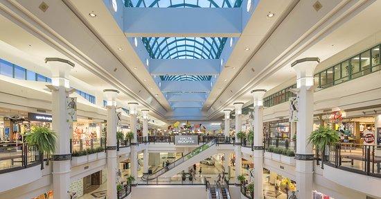 réouverture Centres d'achat