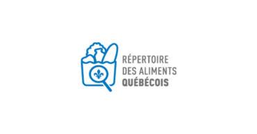 Nouveau répertoire des aliments québécois (MAPAQ)
