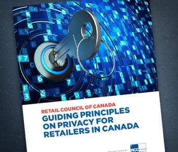 Principes directeurs sur la confidentialité des détaillants au Canada
