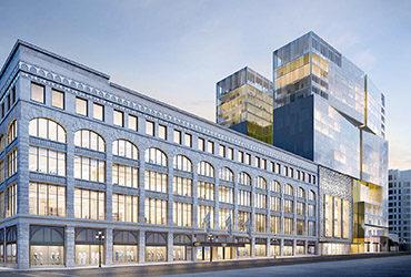Le centre-ville de Montréal connaît une croissance incroyable dans le commerce de détail