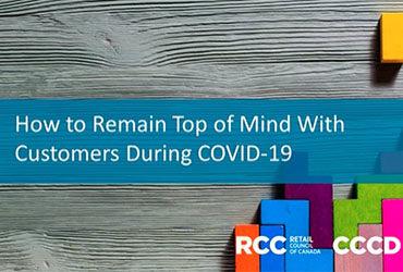 Comment rester connecté avec ses clients pendant la COVID-19 (anglais seulement)