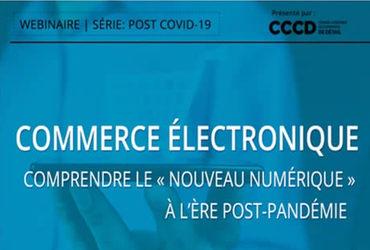 Commerce électronique; Comprendre le«nouveau numérique»à l'ère post-pandémie