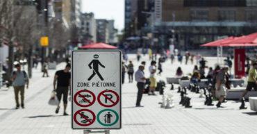 Déclin du centre-ville de Montréal