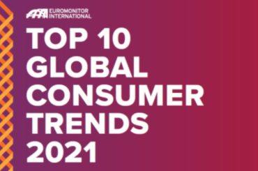 Top 10 des tendances mondiales de consommation – Euromonitor