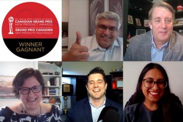 Annonce des lauréats du 28e Grand Prix canadien des nouveaux produits
