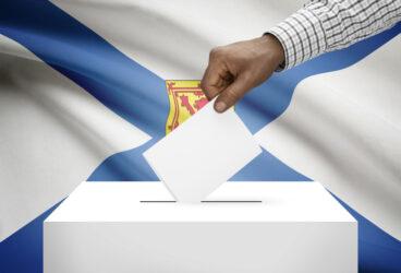 Le CCCD fait un dernier effort pour les détaillants lors des élections provinciales en Nouvelle-Écosse