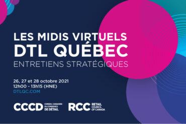 DTL Québec – Les midis virtuels